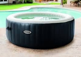 Jacuzzi dmuchane plus 196cm 4 osoby Pure Spa INTEX